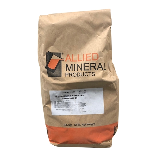 Picture of CEMENT DRY HIGH TEMP 25KG/BAG
